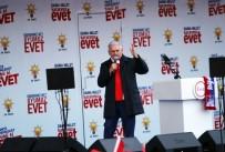 Başbakan Yıldırım Açıklaması 'Milliyetçilik Adına Hayır Kampanyası Yapanlar FETÖ'nün Dümen Suyuna Girmiş'