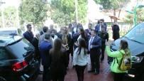 YASIN ÖZTÜRK - Başbakan Yıldırım'ın Kardeşi Ve Kızı Akçakoca'da