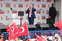 KAPATMA DAVASI - Başbakan Yıldırım Karaman'da