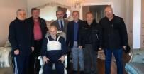 Başhekim Öztürk'e Giresun Basınından 'Geçmiş Olsun' Ziyareti