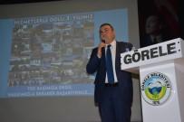 ALLAH - Başkan Erener, 3 Yılını Değerlendirdi