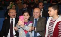 KADIR TOPBAŞ - Başkan Kadir Topbaş, Sancaktepe'de Engellilerle Ve Aileleriyle Bir Araya Geldi