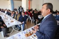 ÖMER KARAMAN - Başkan Karabacak'tan Kapalı Pazar Müjdesi