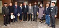 GAZI MUSTAFA KEMAL - Başkan Karaosmanoğlu Açıklaması 'Kaliteli Ve Verimli Üretimi Teşvik Ediyoruz'