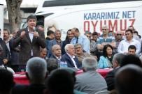MENDERES TÜREL - Başkan Türel'den Çakırlar Bölgesine İmar Müjdesi
