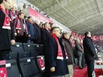 MOLDOVA - Başkan Yağcı'dan A Milli Takıma Tebrik