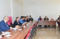 KEMAL ÖZGÜN - Bilecik Öğrenme Şenliği Organizasyon Komitesi Toplandı