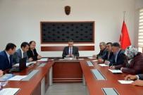 Bilecik'te İl Encümen Ve OSB Toplantıları Yapıldı