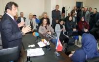MILLETVEKILI - Birkan Açıklaması 'Muhtarlar Ülkenin Kılcal Damarları'