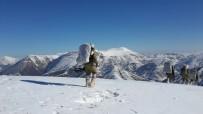 TERÖRİSTLER - Bitlis'te 13 Terörist Etkisiz Hale Getirildi, 2 Sığınak İmha Edildi