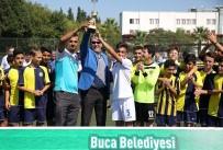 BUCA BELEDİYESİ - Buca'nın Sporcuları Madalyaya Doymuyor