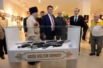SANAT ESERİ - Bursa'da Çerkez sergisi açıldı