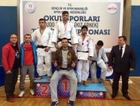 Büyükşehirin Judocuları Yine Zirvede
