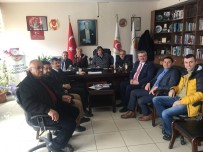 Çaturoğlu 'Referandumda 'Evet' Çıkacağından Endişemiz Yok'