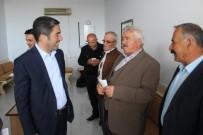 ANAYASA - CHP İl Başkanı Enver Kiraz Referandum Çalışmalarına Devam Ediyor