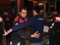 SIGARA - Elazığ'da Huzur Operasyonu Açıklaması 5 Şüpheli Yakalandı