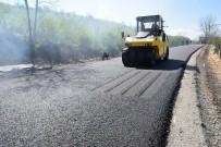 İSLAMDAĞ - Fatsa'da Bu Yıl 110 Km Asfalt Yol Yapılacak