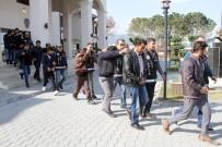 UYUŞTURUCU MADDE - Fethiye'de Uyuşturucu Madde Operasyonu Açıklaması 12 Tutuklama