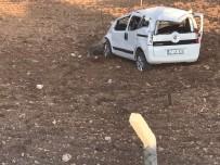 Gercüş'te Trafik Kazası Açıklaması 3 Yaralı
