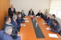 Görele'de Muhtarlar Toplantısı Düzenlendi