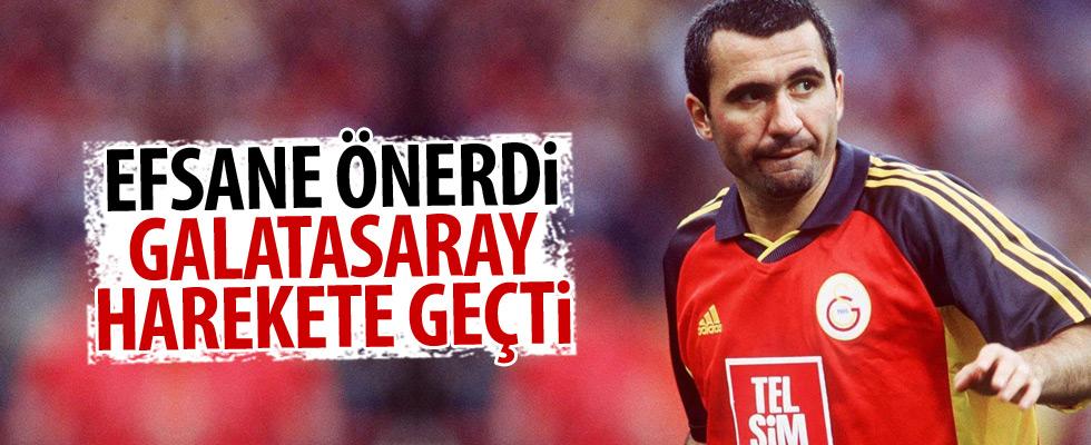 Hagi'nin önerisi Galatasaray'ı harekete geçirdi