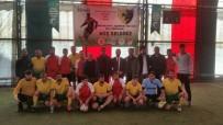 Hakkari'de Geleneksel Halı Saha Halk Turnuvası