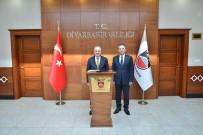 İçişleri Bakan Yardımcısı Öztürk Diyarbakır Valiliğini Ziyaret Etti