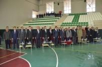ÜNİVERSİTE KAMPÜSÜ - Iğdır Üniversitesi Spor Tesislerinin Temel Atma Töreni