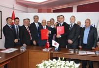 EKONOMİ BAKANLIĞI - Karaman Serbest Bölgede İmzalar Atıldı
