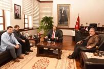 TıP FAKÜLTESI - Kastamonu Üniversitesi Rektörü Prof. Dr. Seyit Aydın;