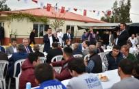 HAKAN TÜTÜNCÜ - Kepez Belediyesi'nden Temizlik İşçilerine Zam Ve İkramiye Müjdesi