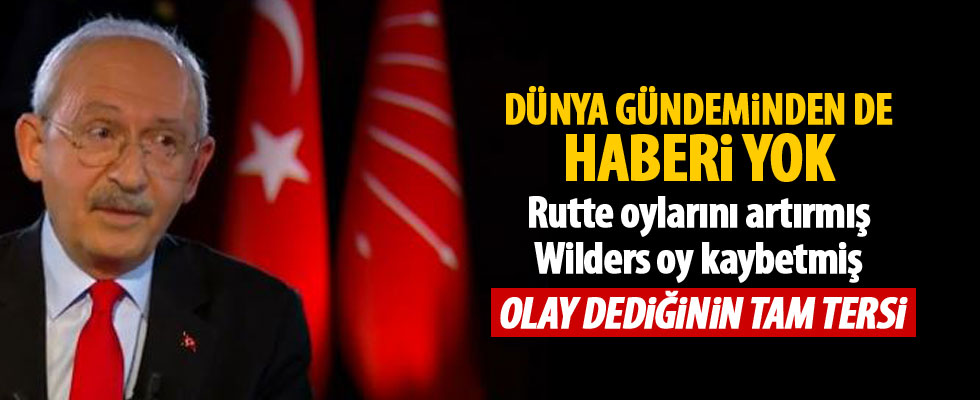 Kılıçdaroğlu: AB Evet çıksın istiyor