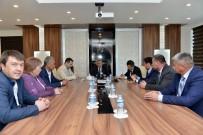 PAZAR GÜNÜ - Kırgız Başkanlar Muratpaşa'da