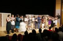 MEHMET SIYAM KESIMOĞLU - Kırklareli, Dünya Tiyatrolar Günü'ne Perdelerini Açtı