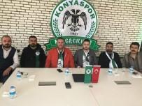 GENEL KURUL - Konyaspor Taraftarından Özür Diledi