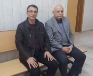 İZZET BAYSAL DEVLET HASTANESI - Korkut Eken Alaattin Çakıcı'yı Ziyaret İçin Hastaneye Gitti