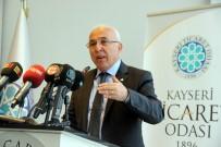 MECLIS BAŞKANı - KTO Mart Ayı Meclis Toplantısı Yapıldı