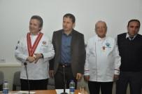MEHMET AKıN - MAD'dan MYO Öğrencilerine Türk Mutfağı Ve Sofra Adabı Paneli