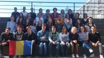 HASAN BİBER - Manavgat Fen Lisesi İtalya'dan Döndü