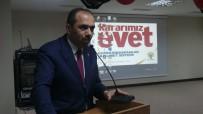 İL GENEL MECLİSİ - Milletvekili Balta, Gençlerle Referandumu Konuştu