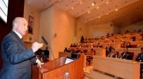 ATATÜRK ÜNIVERSITESI - Milletvekili Ilıcalı, Üniversite Öğrencilerine Cumhurbaşkanlığı Hükümet Sistemini Anlattı