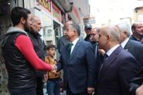 Milli Eğitim Bakanı Yılmaz, Kilis Valisi Çataklı'yı Ziyaret Etti