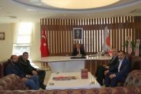 Nevşehir Vatan Şehitleri Ve Gazileri Derneği Rektör Bağlı'yı Ziyaret Etti
