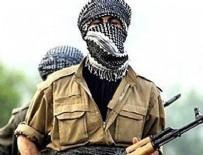 Öldürülen PKK'lının üzerinden çıktı!