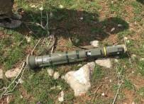 Öldürülen Teröristte Yeni Nesil Tanksavar