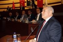 Patlamada Zarar Gören ATSO'ya 475 Bin Lira Yardım