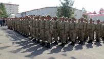 ŞEHİT AİLELERİ - Şanlıurfa'da 454 Korucu Göreve Başladı