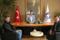 MEHMET KOCADON - Şehit Serkan Göker İlkokulu'ndan Başkan Kocadon'a Ziyaret