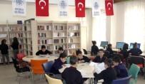 ANADOLU LİSESİ - Selçuklu'ya Yeni Kütüphaneler