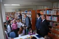 DEPREM GÜVENLİĞİ - Silifke'de Kütüphaneler Haftası Kutlandı